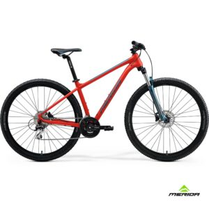 Bicycle Merida BIG NINE 20 2021 matt race red