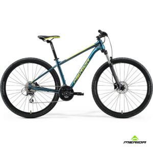 Bicycle Merida BIG NINE 20 2021 teal-blue
