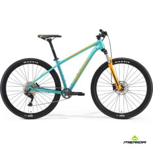 Bicycle Merida BIG NINE 200 2021 teal-blue
