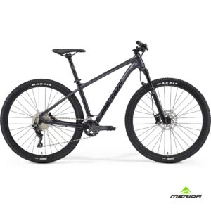 Bicycle Merida BIG NINE 500 2021 anthracite