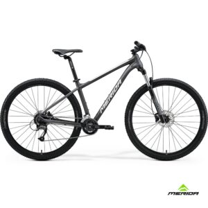 Bicycle Merida BIG NINE 60-2X 2021 matt anthracite