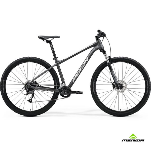 Bicycle Merida BIG NINE 60-2X 2021 matt anthracite