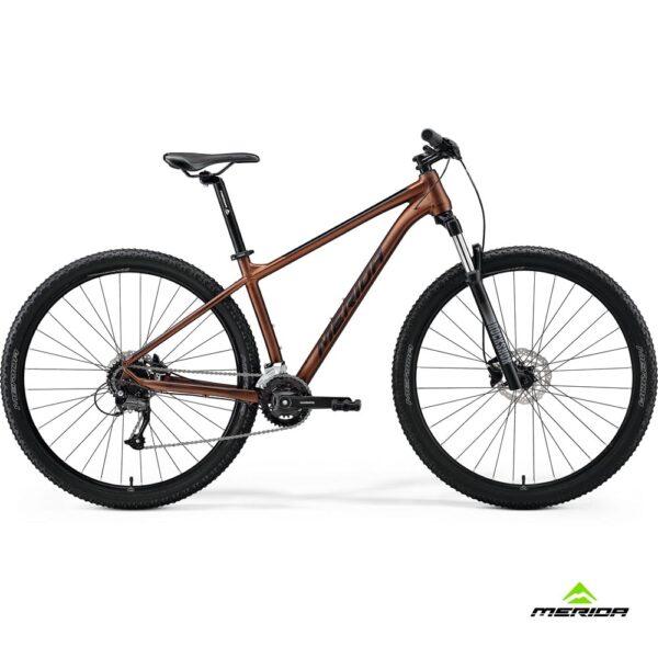 Bicycle Merida BIG NINE 60-2X 2021 matt bronze
