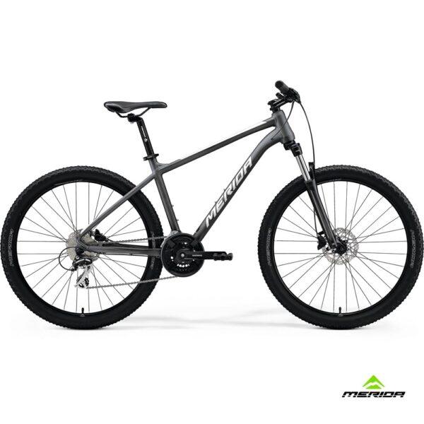 Bicycle Merida BIG SEVEN 20 2021 matt anthracite