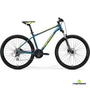 Bicycle Merida BIG SEVEN 20 2021 teal blue