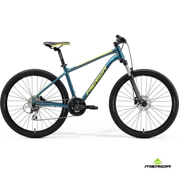 Bicycle Merida BIG SEVEN 20 2021 teal blue