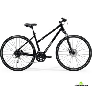 Bicycle Merida CROSSWAY 100 Lady 2021 glossy black