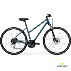 Bicycle Merida CROSSWAY 100 Lady 2021 teal-blue