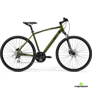 Bicycle Merida CROSSWAY 20-D 2021 moss green