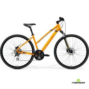 Bicycle Merida CROSSWAY 20-D Lady 2021 silk orange