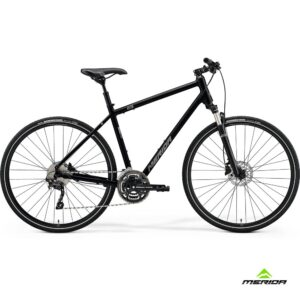 Bicycle Merida CROSSWAY 300 2021 glossy black