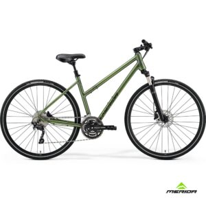 Bicycle Merida CROSSWAY 300 Lady 2021 matt fog green