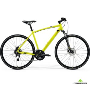 Bicycle Merida CROSSWAY 40 2021 light lime