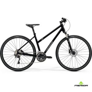 Bicycle Merida CROSSWAY 500 Lady 2021 glossy black