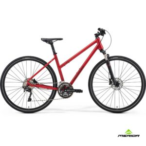 Bicycle Merida CROSSWAY 500 Lady 2021 matt burgundy red