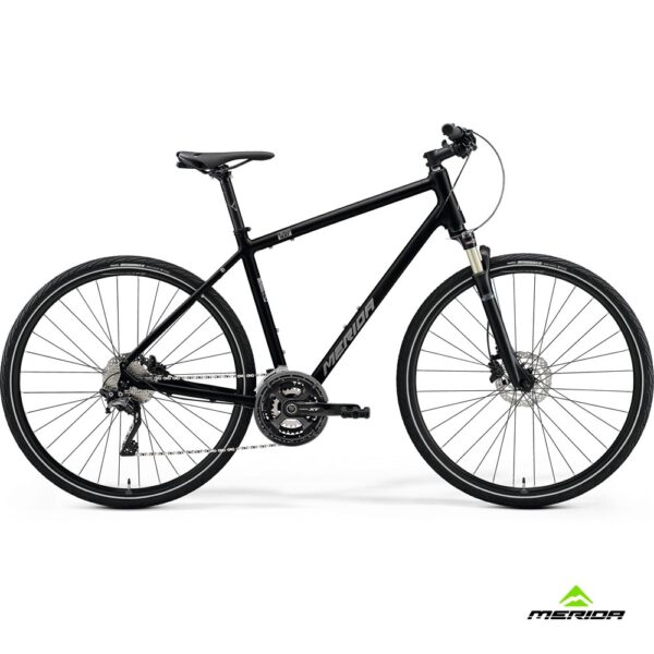 Bicycle Merida CROSSWAY XT-edition 2021 glossy black
