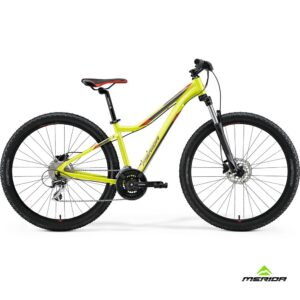 Bicycle Merida MATTS 7 20 2021 lime