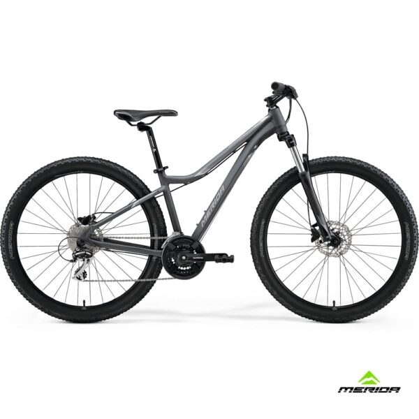 Bicycle Merida MATTS 7 20 2021 matt cool grey
