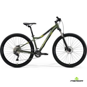 Bicycle Merida MATTS 7 80 2021 silk green
