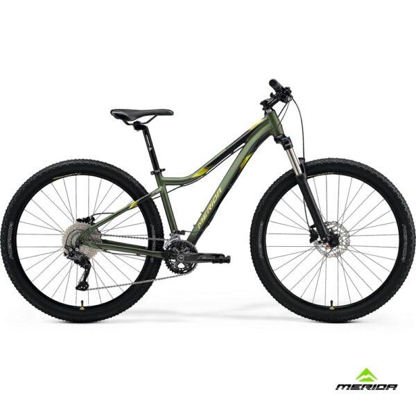 Bicycle Merida MATTS 7 80 2021 silk green