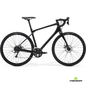 Bicycle Merida SILEX 200 2021 glossy black
