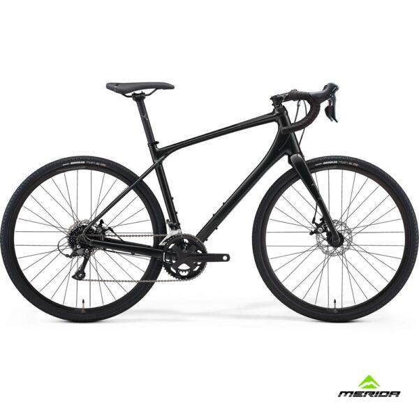 Bicycle Merida SILEX 200 2021 glossy black