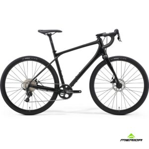 Bicycle Merida SILEX 300 2021 glossy black