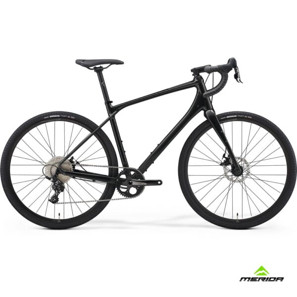 Bicycle Merida SILEX 300 2021 glossy black