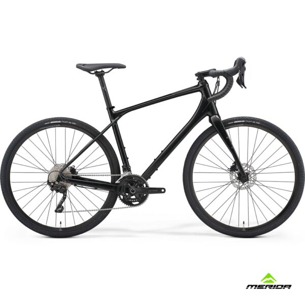 Bicycle Merida SILEX 400 2021 glossy black