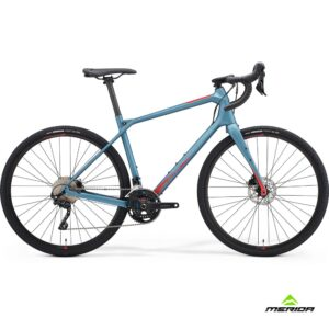 Bicycle Merida SILEX 4000 2021 matt steel blue