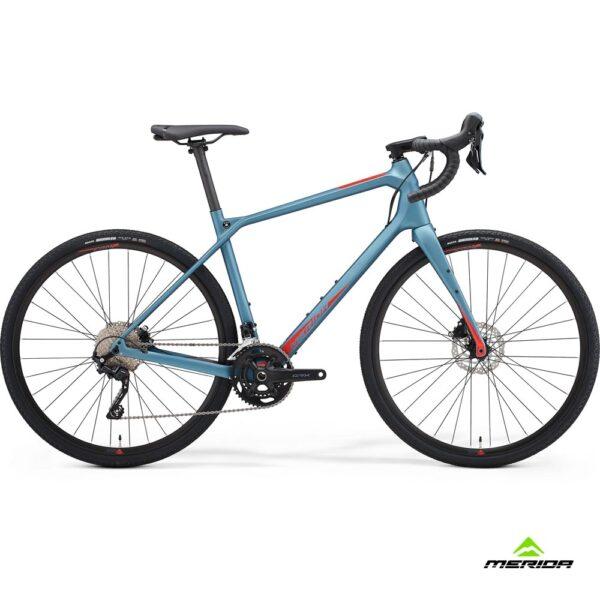 Bicycle Merida SILEX 4000 2021 matt steel blue