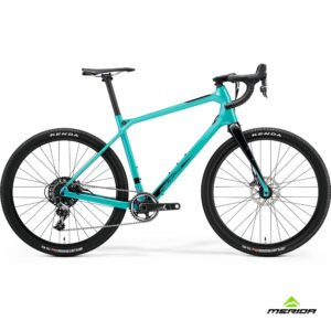 Bicycle Merida SILEX+ 6000 2021 metallic teal