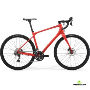 Bicycle Merida SILEX 700 2021 matt race red