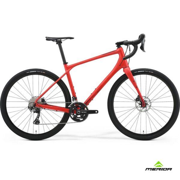 Bicycle Merida SILEX 700 2021 matt race red