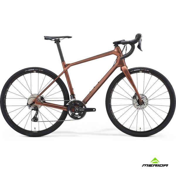 Bicycle Merida SILEX 7000 2021 matt bronze