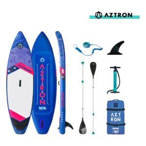 Inflatable SUP Aztron TERRA 10'6