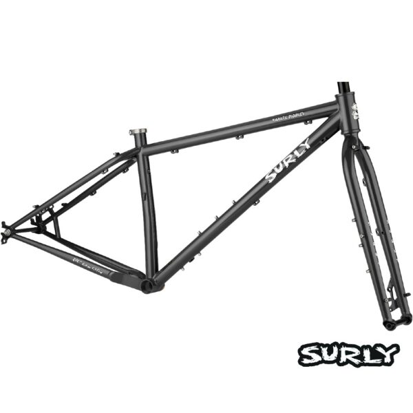 Surly 2021 KARATE MONKEY Frame Fork Set