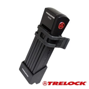 Lock Trelock Folding FS200_75 TWO.GO black
