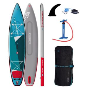 """Inflatable SUP Starboard TOURING ZEN DC (12'6"""" X 30"""")"""
